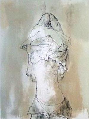 """ジャン・ジャンセン「カリーヌ - """"KARINE""""(1975)」"""