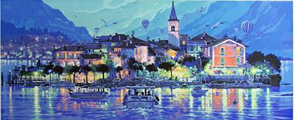 """ラゴ・マジョーレ- """"Lago Maggiore"""""""