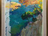 バニアルブファールの海(シルクスクリーン)