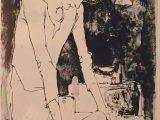 LE LITHOGRAPHE  1967 49×28→売却済み