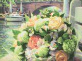 ユトレヒトの花束(キャンバス・ジクレー)