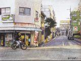 奈良屋町商店街と豊国神社