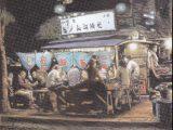 博多屋台(中島橋たもとにて)