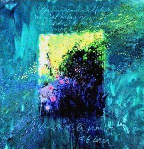 リャド「ロルカの詩Ⅲ」