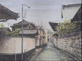 入定寺の露寺
