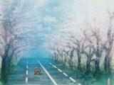 天使シリーズ-春みち- (6号)