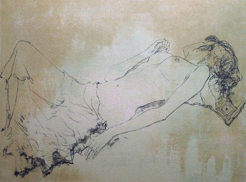 ジャン・ジャンセン「クローディヌ – (1975)」: 婦人シリーズ(LA FEMME, UNE FEMME [ALBUM]