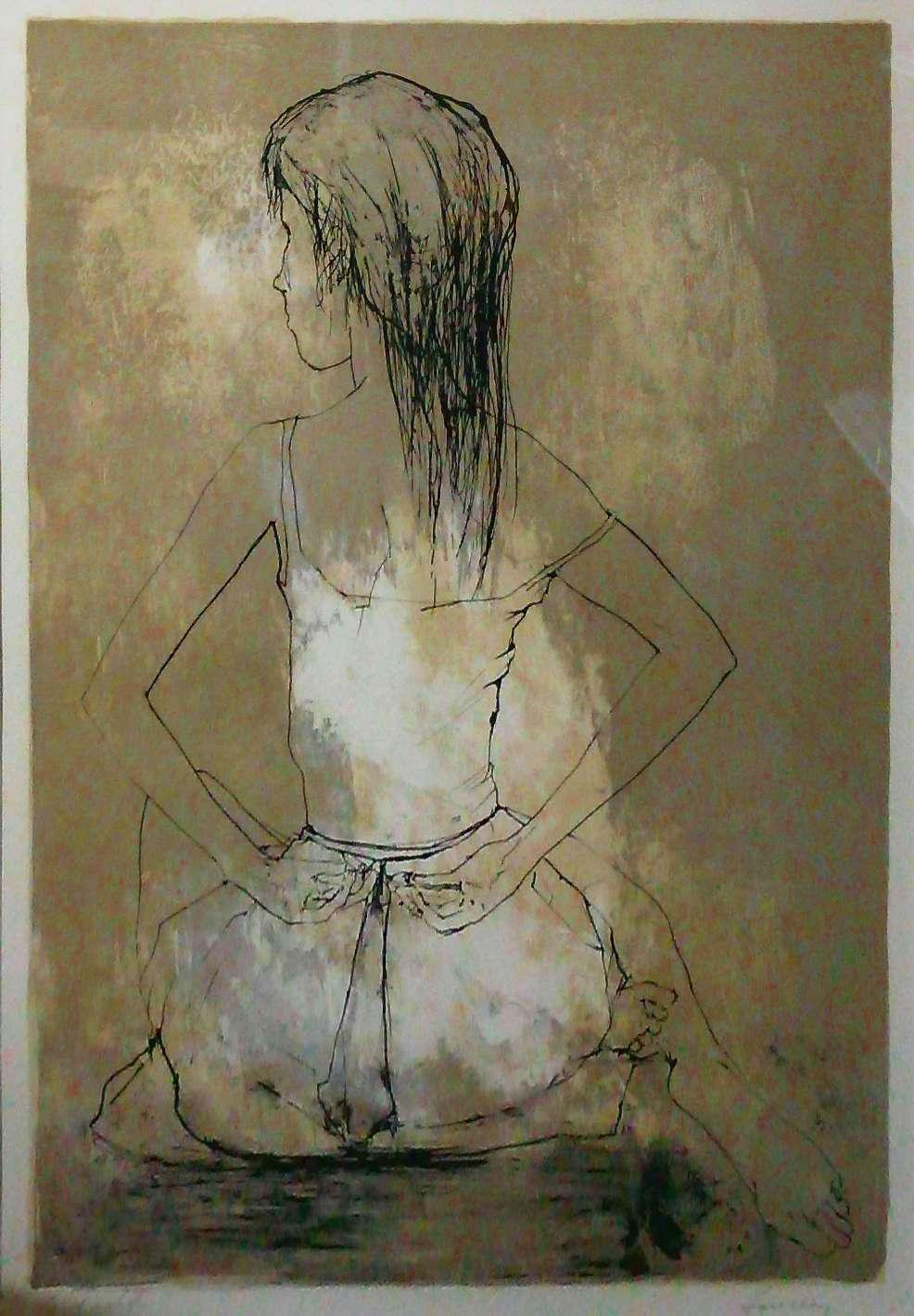 ジャン・ジャンセン『背中の女』_page_1