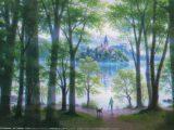 「心静まる」~Lake Bled~