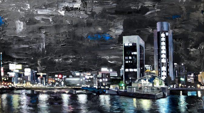 橘川 裕輔 —The City— 絵画展(終了いたしました)